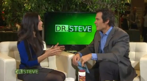 Keri Glassman on Dr Steve Show about Konsyl Fiber